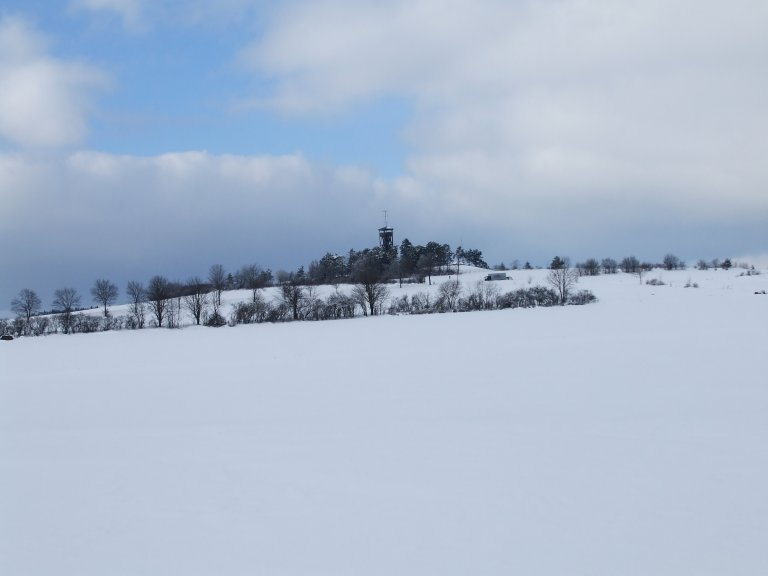 Hohenmirsberg Winter