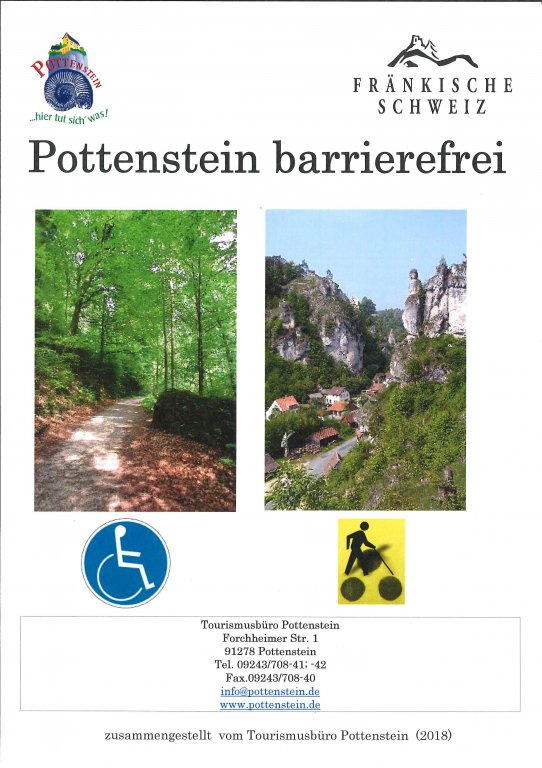 Pottenstein barrierefrei
